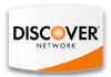 discover logo for our financing page